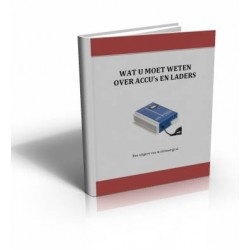 Gratis accu(lader) boek
