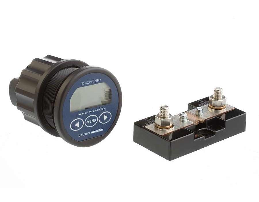 E-xpert pro accu capaciteitsmeter