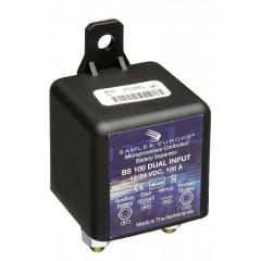 Samlex BS100 Laadstroomverdeler 12/24V, 100 ampere