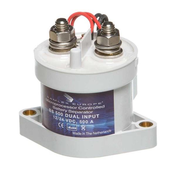 Samlex BS500 Laadstroomverdeler 12/24V, 500 ampere