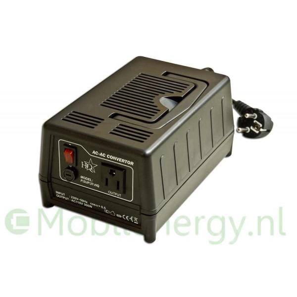 Omvormer 230 naar 110 volt 300 Watt