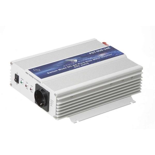 Samlex PST 24 naar 230 volt Zuivere Sinus Omvormer, 600 watt