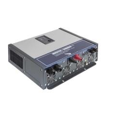 Samlex PowerSine PSC 2000 12 naar 230 volt zuivere sinus omvormer met acculader en automaat