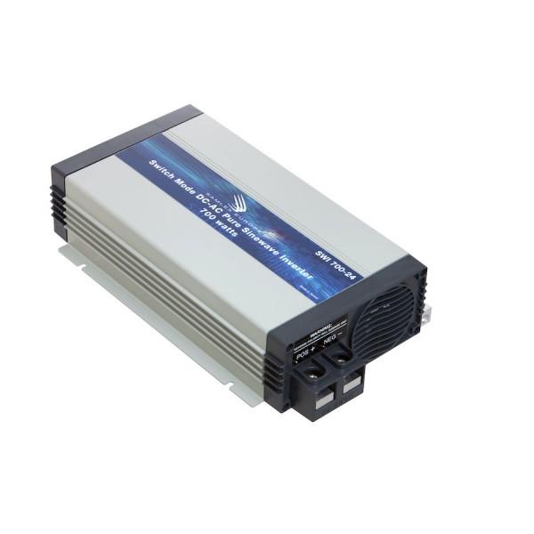 Samlex SWI 24 naar 230 volt Zuivere Sinus Omvormer, 700 watt