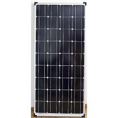 100 watt zonnepaneel 12 volt voor voertuig en boot