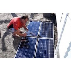 Solar installatie - Ben en Nellie in Spanje