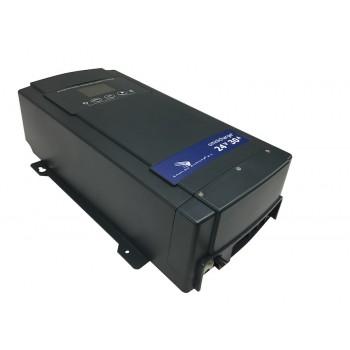 Samlex Omnicharge OC2-24-30 acculader 3 uitgangen programmeerbaar