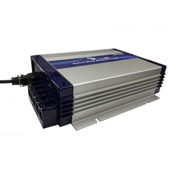 Samlex WSC2425 24 volt 4 traps acculader/voeding 25 ampere