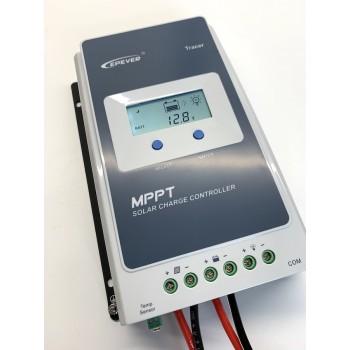 EPEver Tracer 2210AN 20 ampere MPPT laadregelaar voor 12 en 24 volt systemen