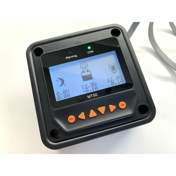 EPEver solar MT50 remote bediening met LCD scherm