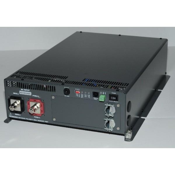 Cotek ST2000-212 12 naar 230 volt Zuivere Sinus Omvormer met relais, 2000 watt