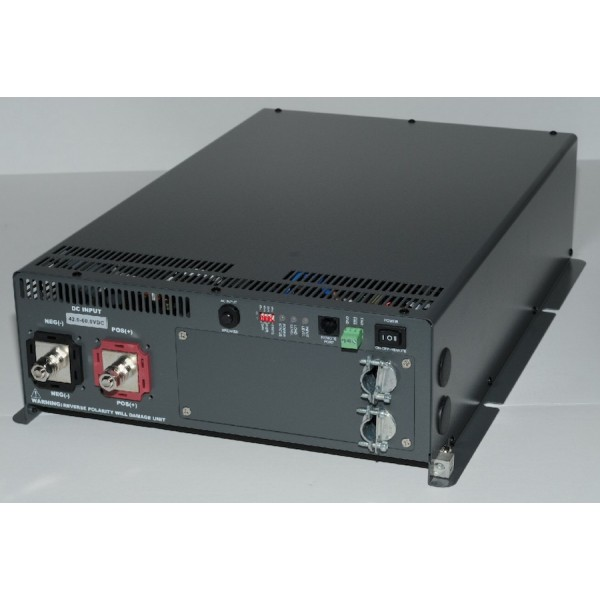 Cotek ST2500-212 12 naar 230 volt Zuivere Sinus Omvormer met relais, 2500 watt