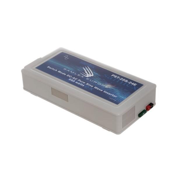 Samlex PST 24 naar 230 volt compacte Zuivere Sinus Omvormer, 250 watt