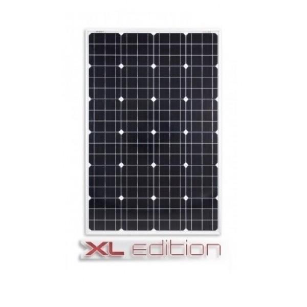100 watt XL zonnepaneel 12 volt voor voertuig en boot