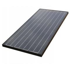 100 watt full black zonnepaneel 12 volt voor voertuig en boot