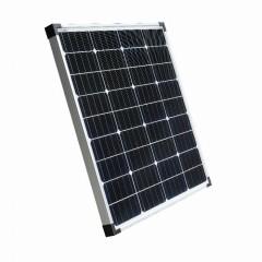 80 watt zonnepaneel 12 volt voor voertuig en boot 69x67cm