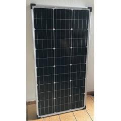 80 watt zonnepaneel 12 volt voor voertuig en boot